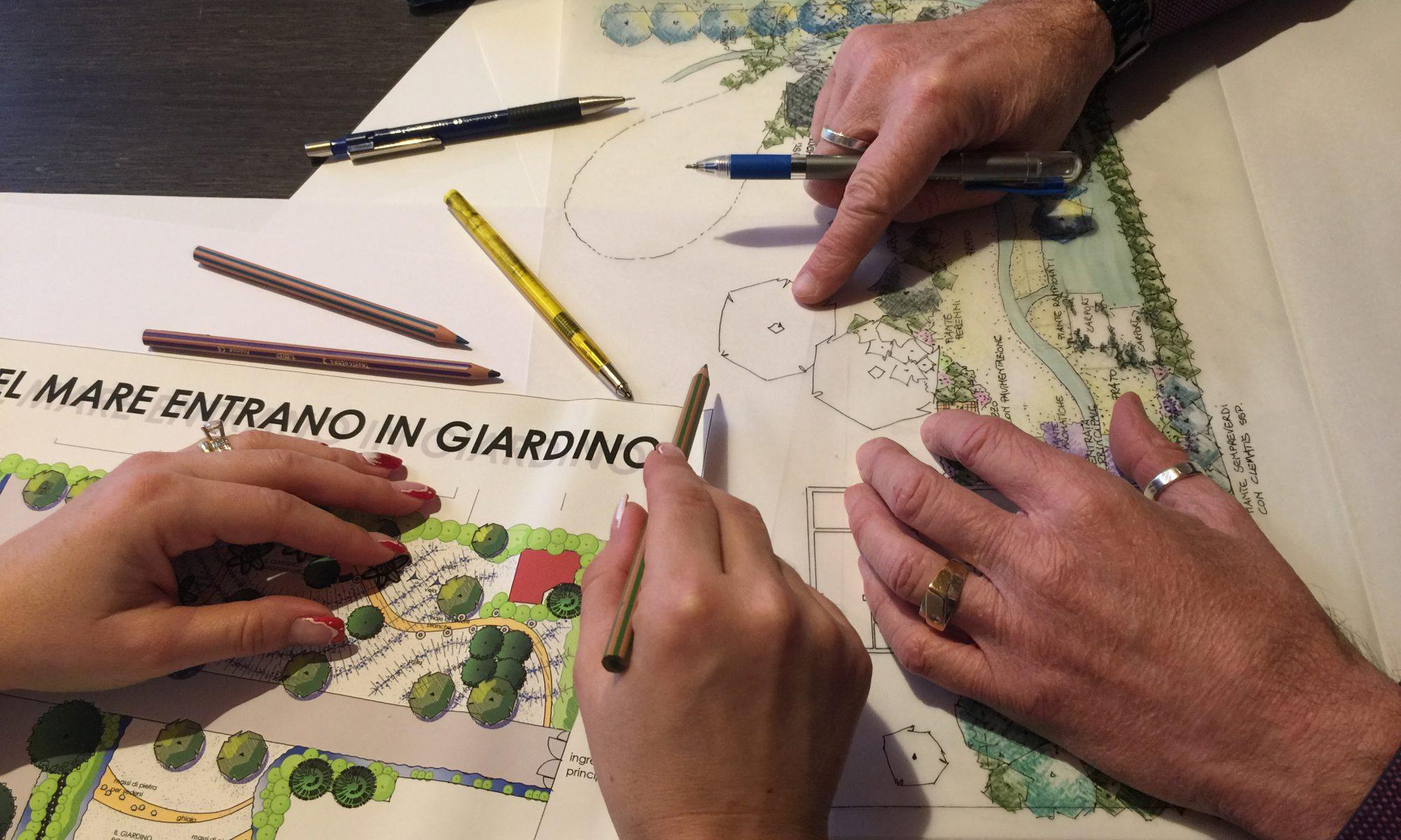 Consulenza giardini a Treviso e Venezia