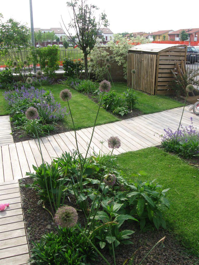 Rendi unico il tuo giardino realizzare giardini a treviso for Progettista giardini