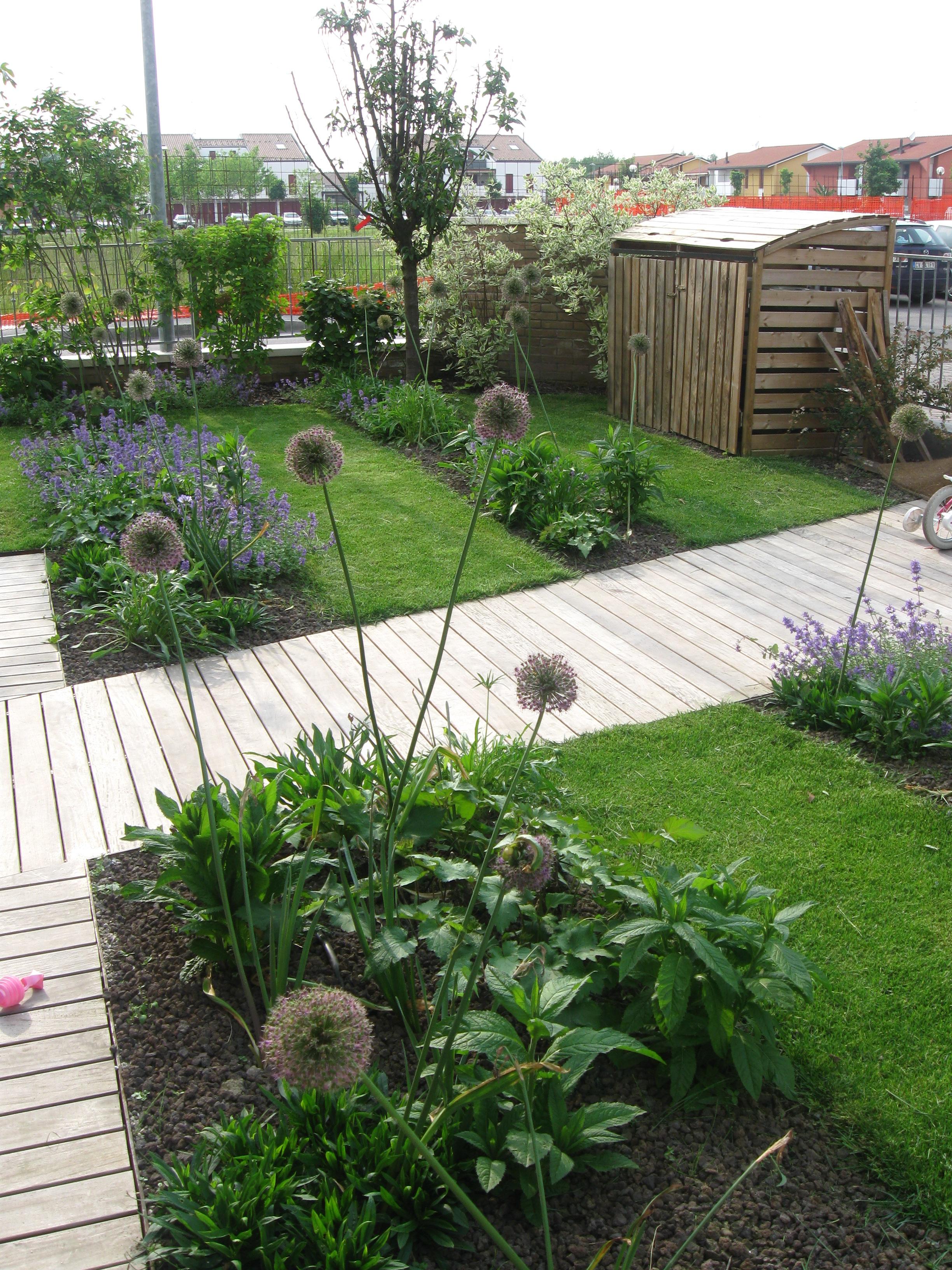 Come Fare Un Giardino Inglese rendi unico il tuo giardino - realizzare giardini a treviso