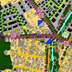 Progettazione di Giardini pubblici: Sviluppo urbanistico e sviluppo rurale